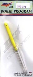 boilie needle with cover