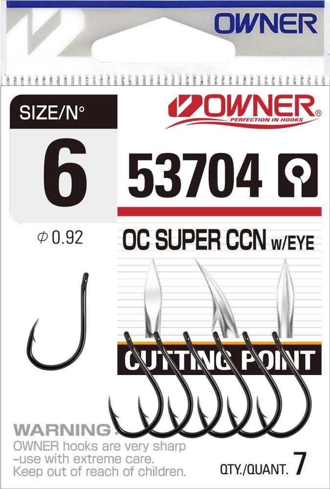 háček Owner s očkem,cutting point /9ks/  53704.10