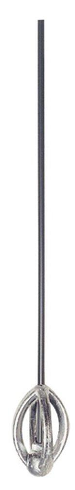 krmítko olověné,košíček s vodičem 30cm 70g  7.70