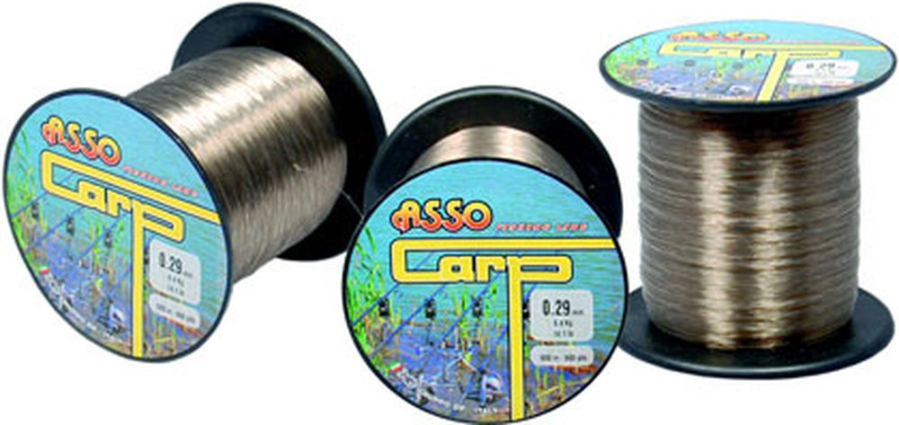 Vlasec ASSO CARP FISHING 0.25mm/600m ASC25.600