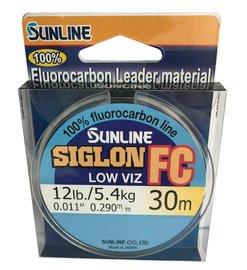 SUNLINE Fluorocarbon SIGLON FC 30m,0.290mm/5.40 kg