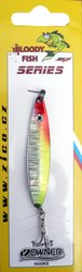 Třpytka ZICO Bloody fish,60 mm,7g-Red Head