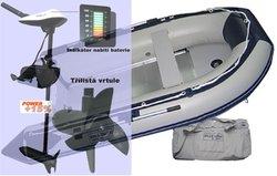 člun BL320+el.motor Turbo LX 50
