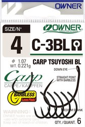 háček Owner C-3BL /8ks/ 53270.08