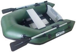 člun ZICO SMART 185,pev.záď,desk.podl.,vesla,pumpa