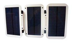 Solární nabíječka s baterií