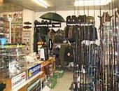 Rybářské potřeby TROPIC
